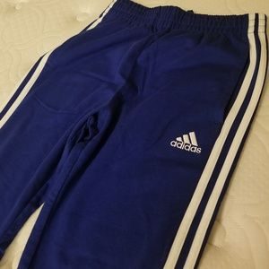 💕Adidas Blue sweatpants